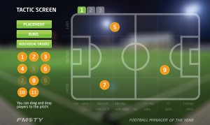 tactic screen